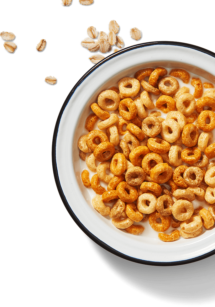 Flair #1 - Cheerios® Wholegrain