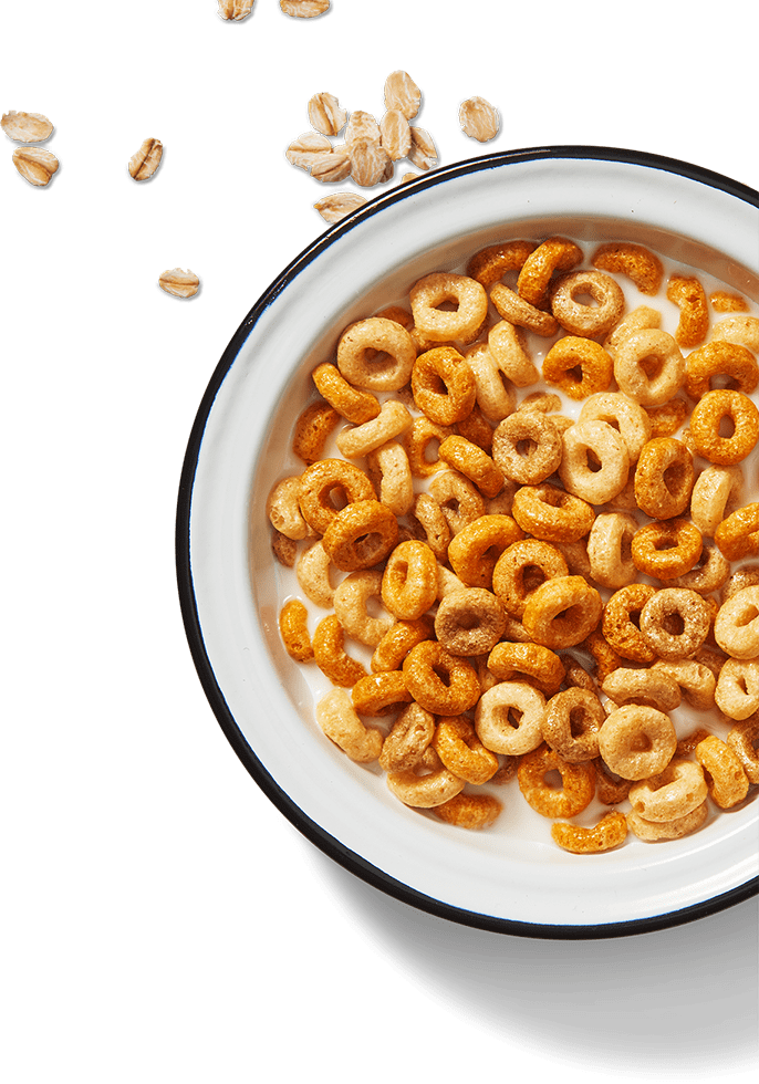 Flair #1 - Cheerios® Honey