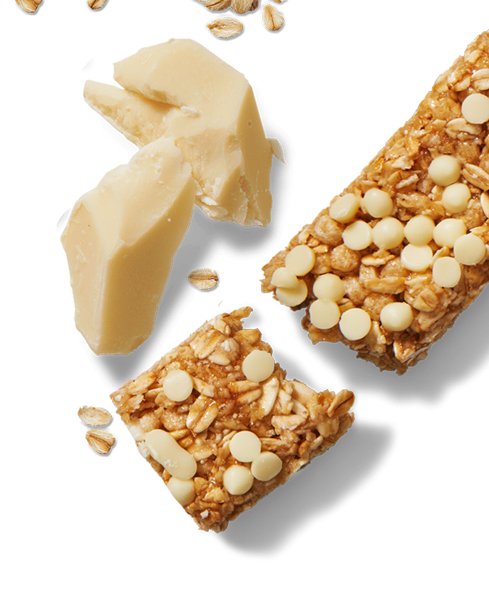 Flair #1 - Muesli Bar Chewy White Choc Chip