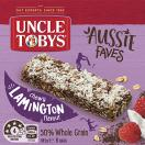 Muesli Bar Chewy Lamington