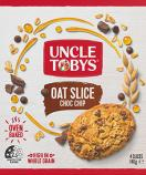 Oat Slice Choc Chip