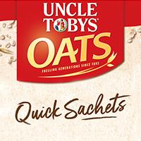 Uncle Tobys Quick Sachets