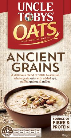 Uncle Tobys Ancient Grains