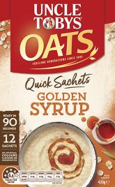 Quick Sachets Golden Syrup