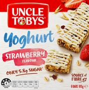 Muesli Bar Yoghurt & Strawberry