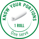 Portion Roll