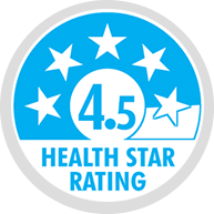 Health Star Rating 4-5